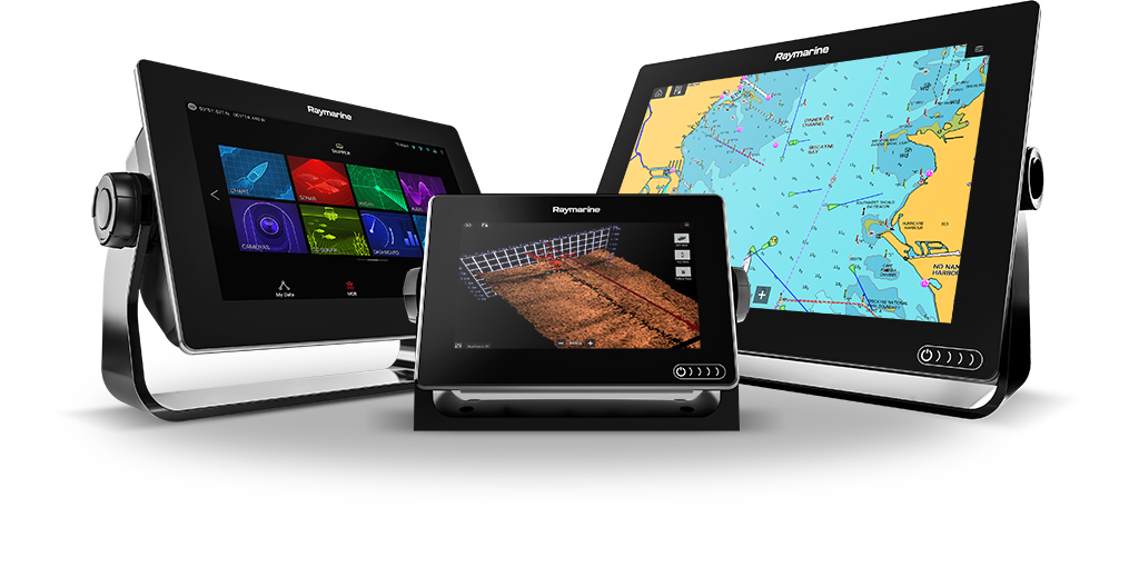 NEW AXIOM - Simply Superior | Raymarine by FLIR