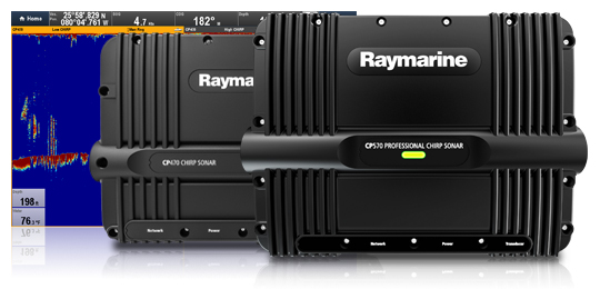 See all CP470 and CP570 Transducers | Raymarine