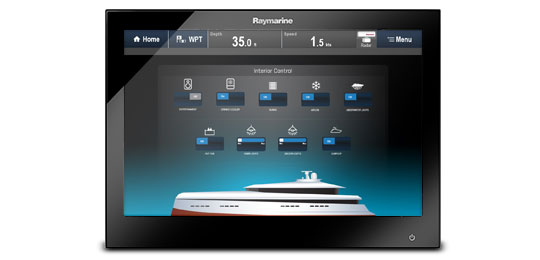 Tå reda på mer om Digital Switching | Raymarine by FLIR