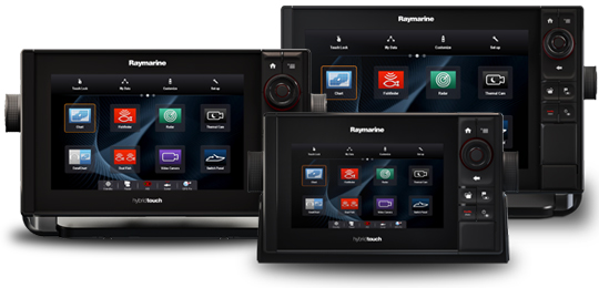 Media Resources for MFDs | Raymarine