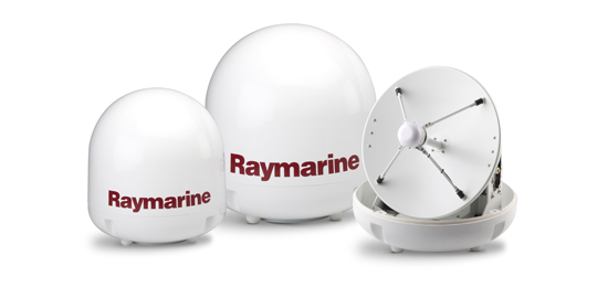 Media Resources for Satellite TV | Raymarine