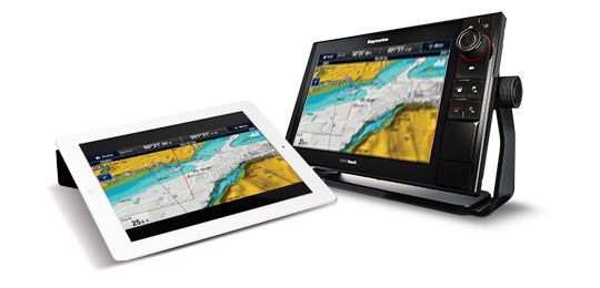 Media Resources for Marine Software | Raymarine - A Brand by FLIR