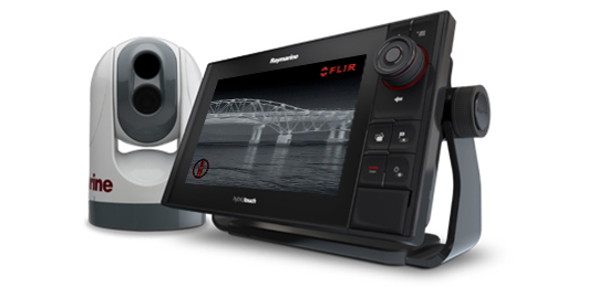 Media Resources for Thermal Cameras | Raymarine