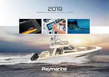 Preview Raymarine 2019 Fishing Brochure | Raymarine - A Brand by FLIR