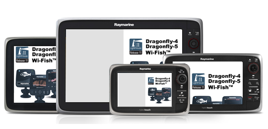 Download and view on your MFD | Raymarine by FLIR