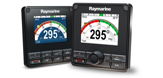Autopilot Control Heads Media Resources | Raymarine