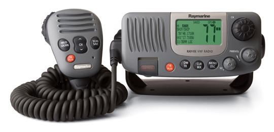 All other VHF Radios Media Resources | Raymarine
