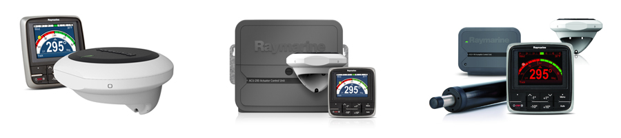 Download Evolution Autopilots Images | Raymarine