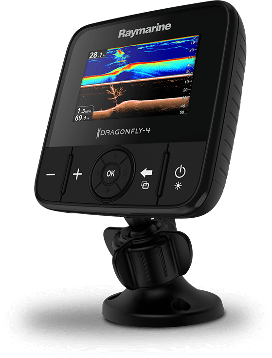 Dragonfly 4PRO - The Future of Sonar | Raymarine - A Brand by FLIR