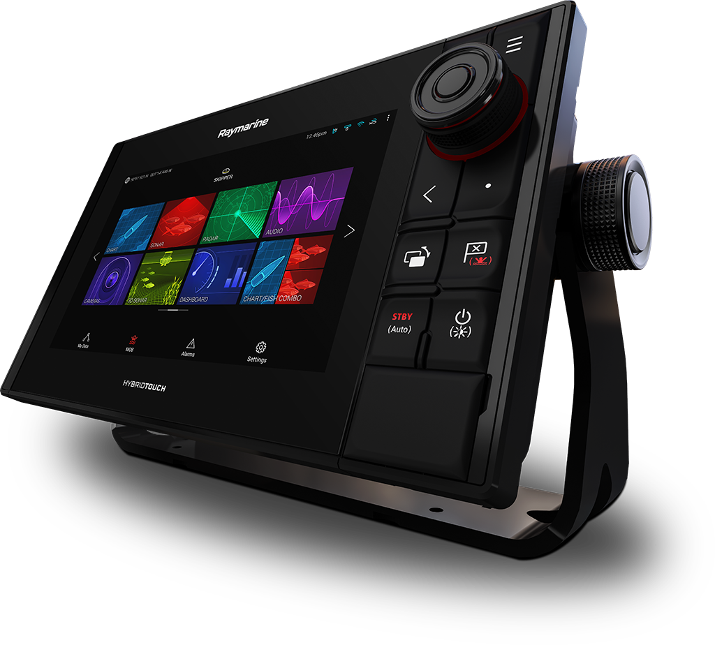 NYA Axiom multifunktionsdisplay | Raymarine by FLIR