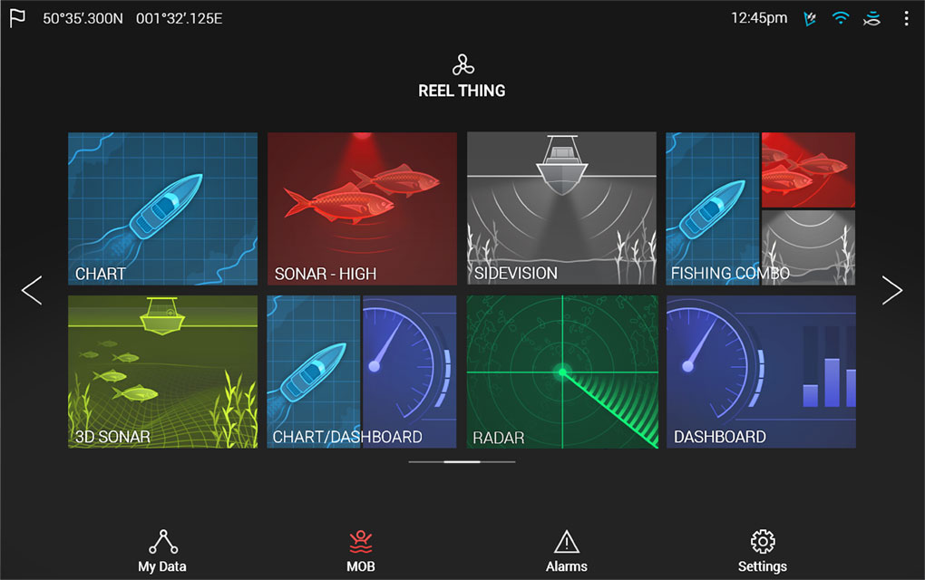 Nya LightHouse 3 OS | Raymarine by FLIR