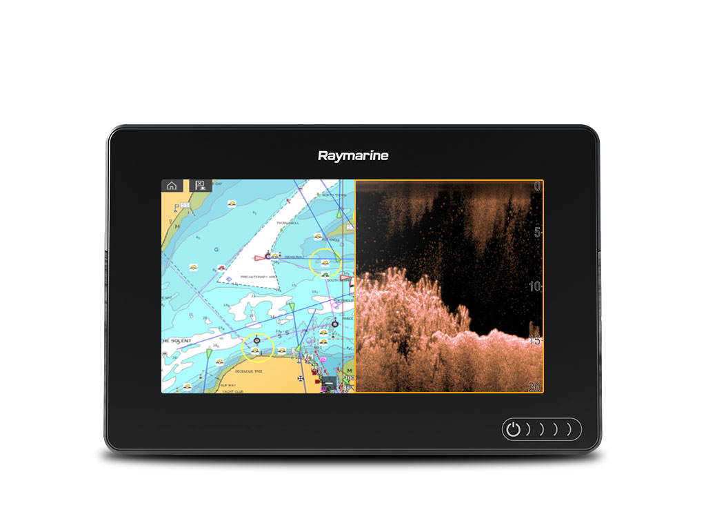 Axiom 7 – DownVision Sonar | Raymarine by FLIR