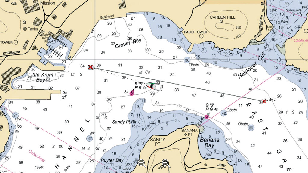 LightHouse II R13 - LightHouse Vector and Raster Charts | Raymarine