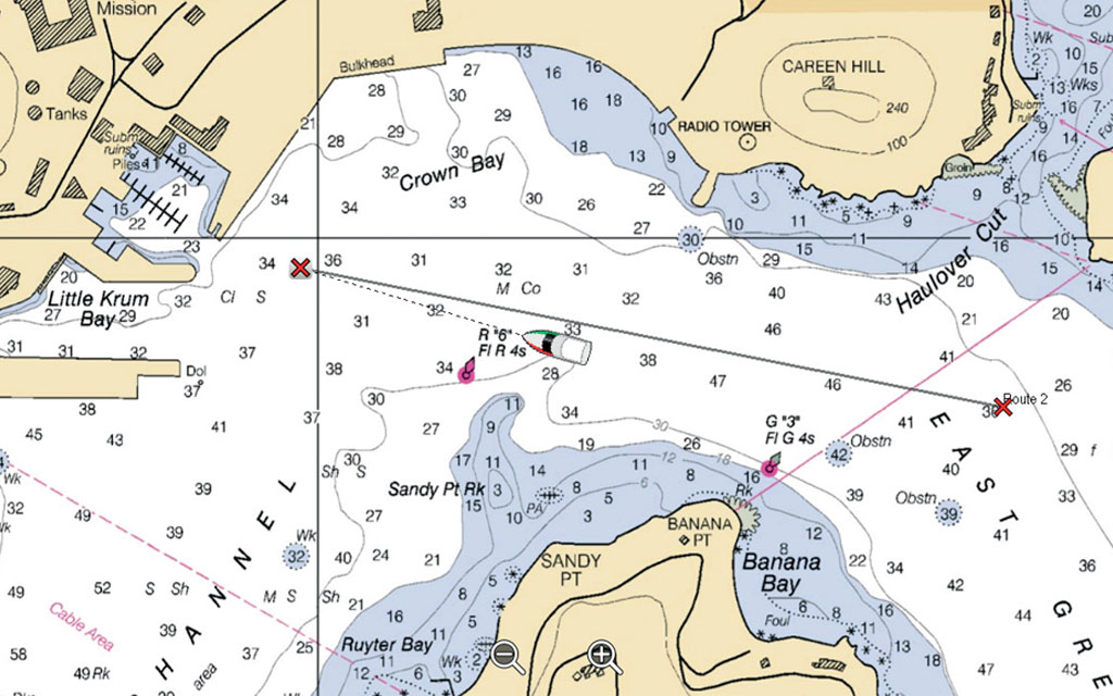 Raymarine LightHouse Charts | Raymarine by FLIR