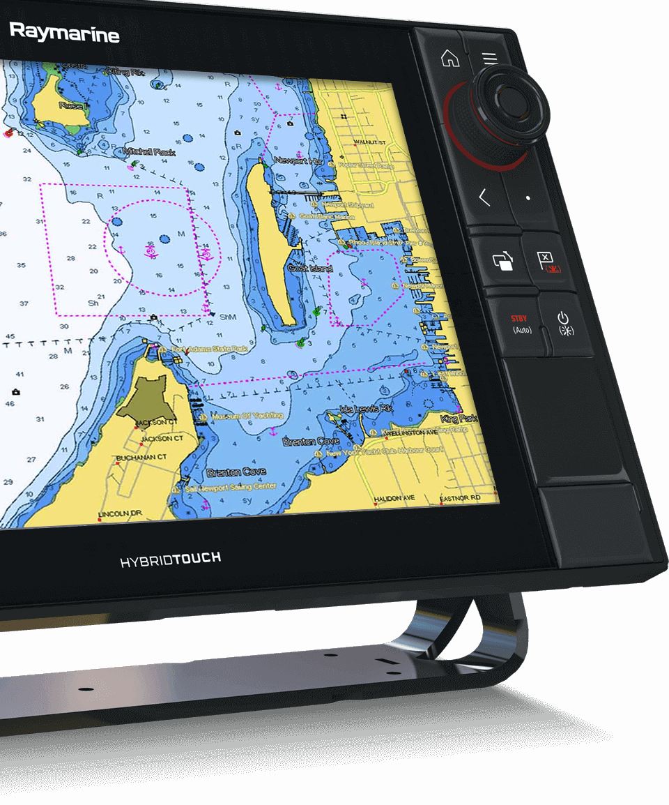 LightHouse 3.2 – C-MAP-integrering | Raymarine by FLIR