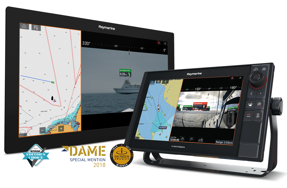 NYA LightHouse 3.7 – Nya ClearCruise Augmented Reality (AR) | Raymarine – A Brand by FLIR