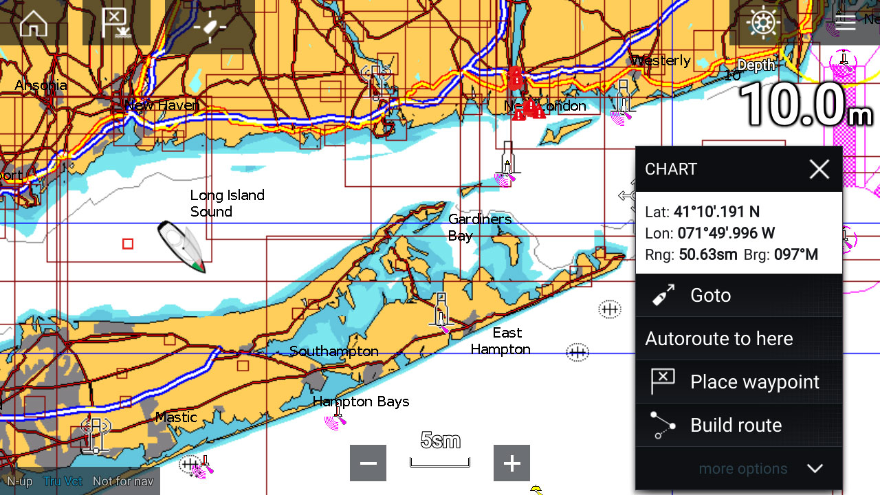 LightHouse 3.2 – Navionics Dock To Dock | Raymarine by FLIR
