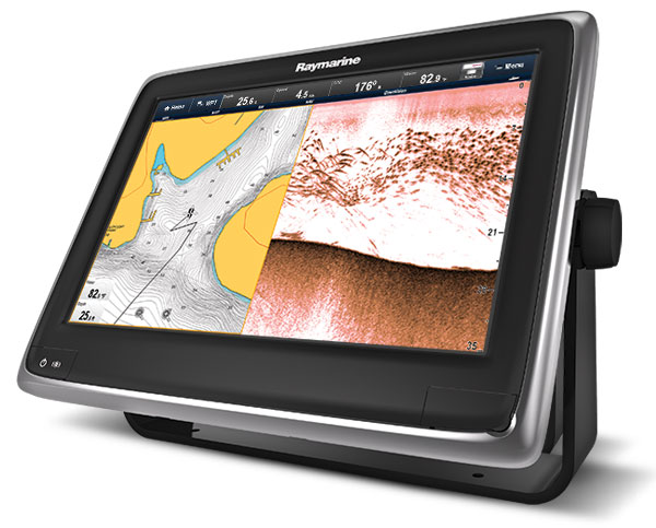 a12 - Sonar and DownVision Available | Raymarine