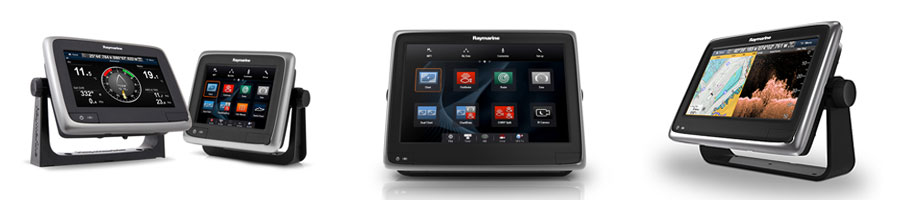 Download high resolution aSeries images | Raymarine