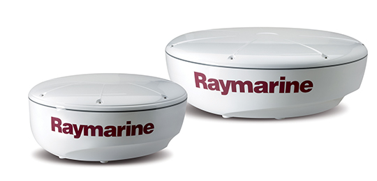 Radome Antennas Media Resources | Raymarine