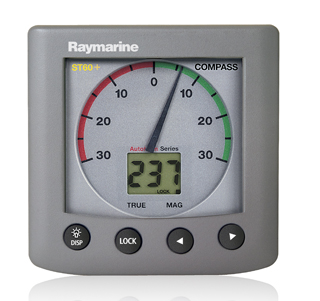 Raymarine ST60+ Compass Instrument Display