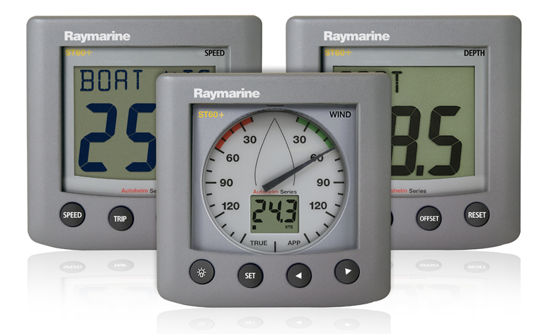 Raymarine ST60+ Instrument Display Group