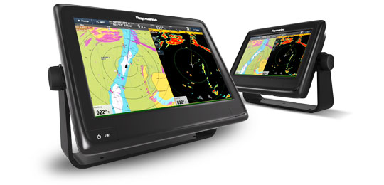 Tå reda på mer om the aSeries Models | Raymarine by FLIR
