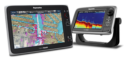 Tå reda på mer om the eSeries Models | Raymarine by FLIR