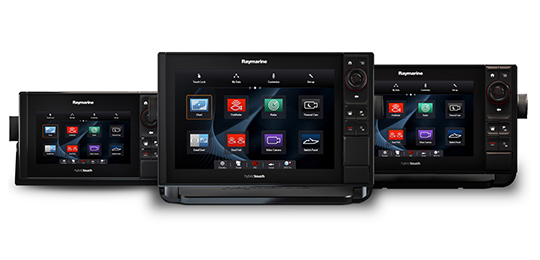 Find out more about the eS Series MFD | Raymarine