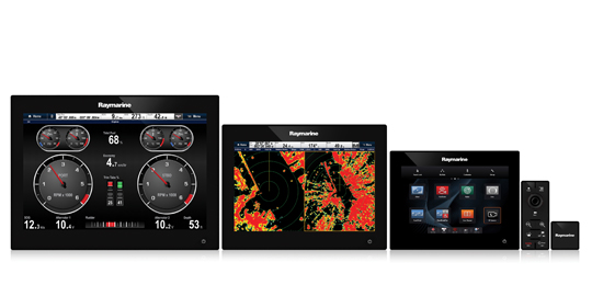 Find out more about the gS Series | Raymarine