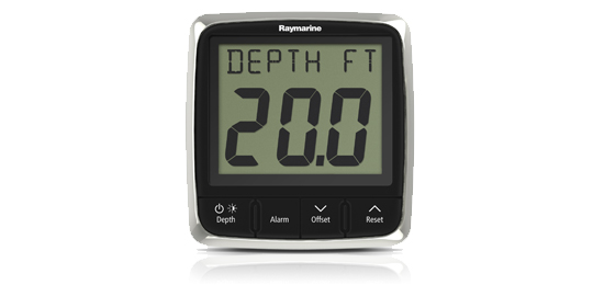 i50 Speed & Depth Media Resources | Raymarine